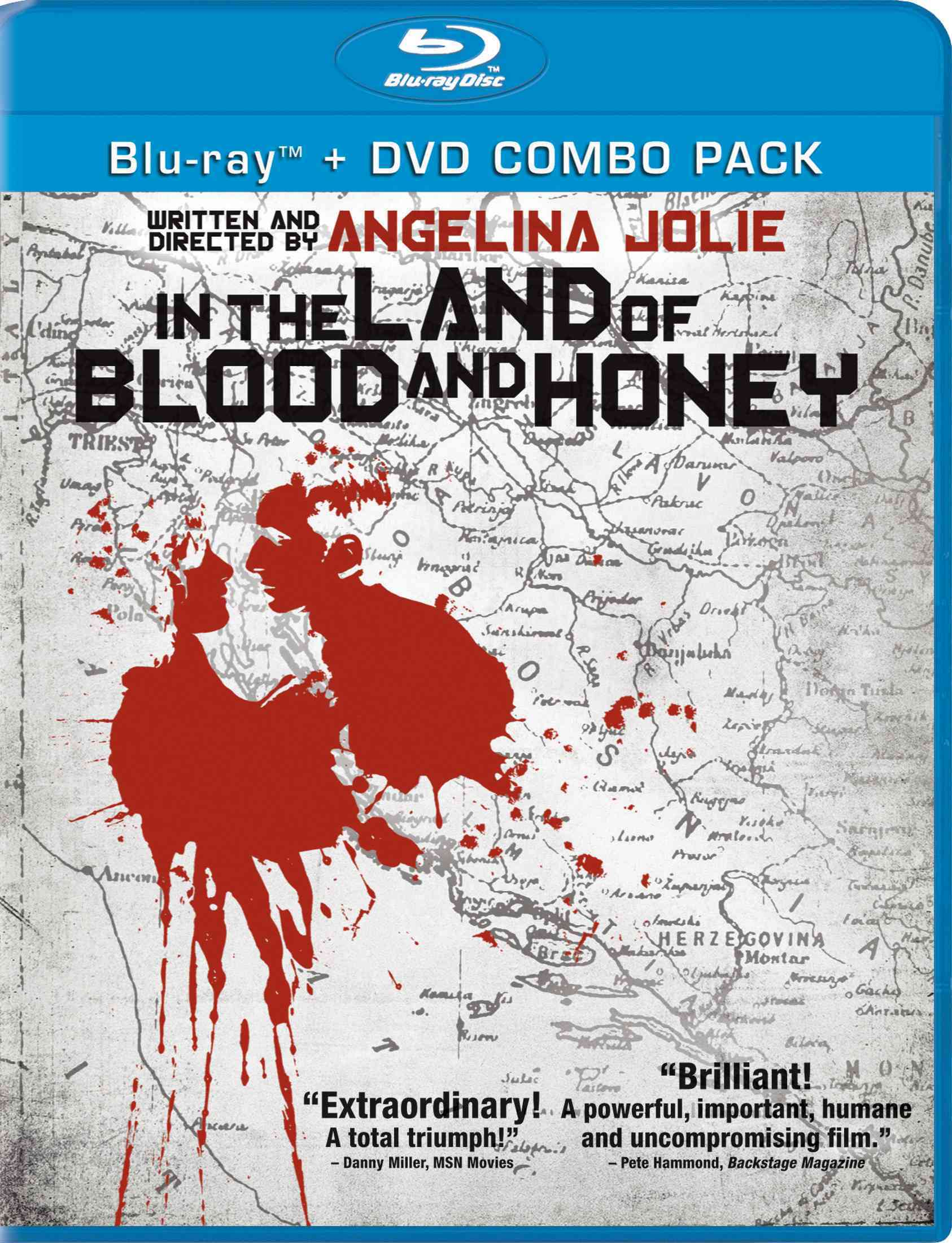 IN THE LAND OF BLOOD AND HONEY BY MARJANOVIC,ZANA (Blu-Ray)