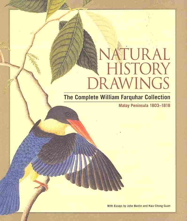 Natural History Drawings of Malaya By Bastin, John